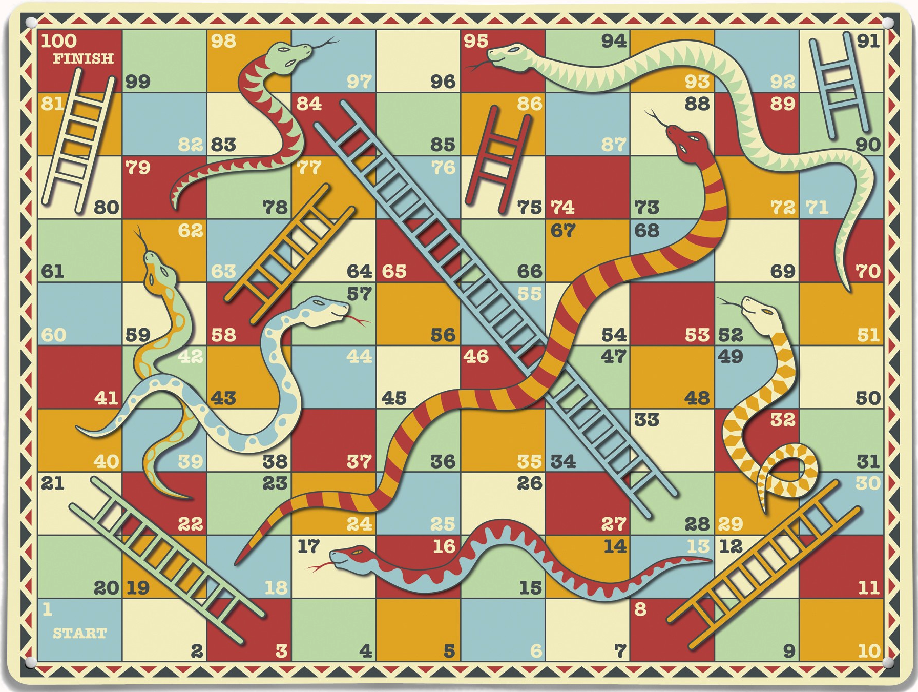 snakes and ladders template pdf - la circonscription de neufch tel langues rallye anglais