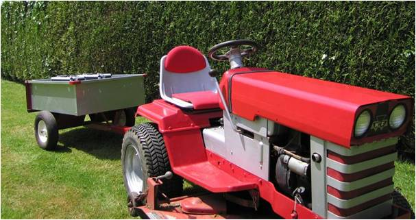 Massey Ferguson 14 Garden Tractor : Mf mytractorforum the friendliest tractor forum